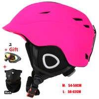 Cheap for Sale Brand Skateboard Ski Snowboard Helmet Integrally-molded Ultralight Breathable MOON Ski Helmet CE Certification