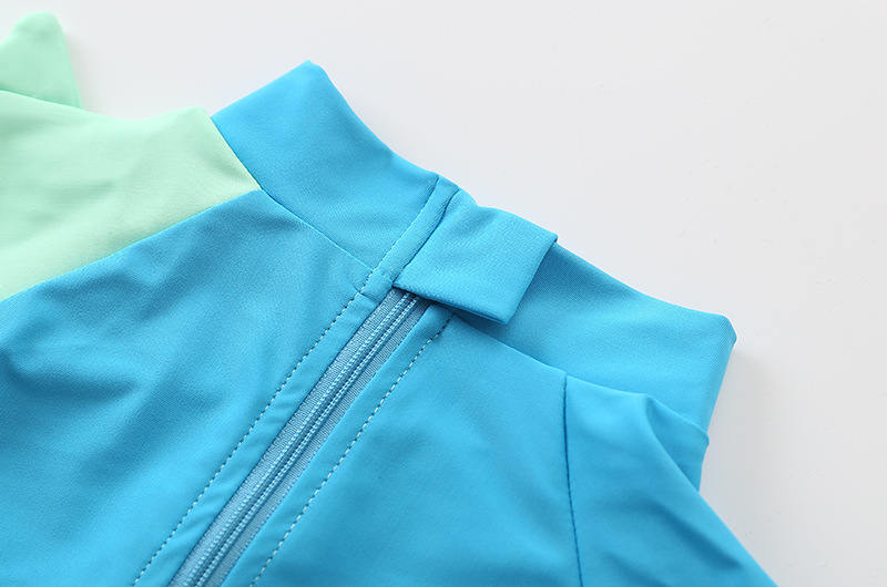 KID'S Swimwear BOY'S Dinosaur Set Boy One-piece Big Boy Swimwear Kids Baby Sun-resistant Tour Bathing Suit