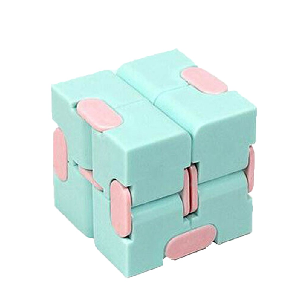 Fidget-Toys Infinity-Cube Decompress Antistress-Toys Puzzle Fingertips Magic Square Lightweight img2