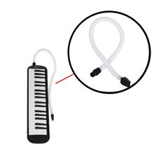 32 / 37 Key Melodica Flexible Tube Mouth Organ Pianica Mouthpiece romanson romanson rm 3264q lw wh