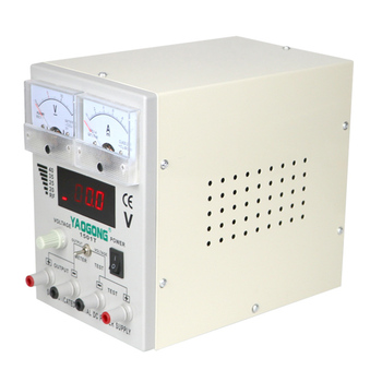 Precision digital display maintenance power supply Yaogong 1501T regulated DC power phone computer repair adjustable 15V 3A daniel deronda