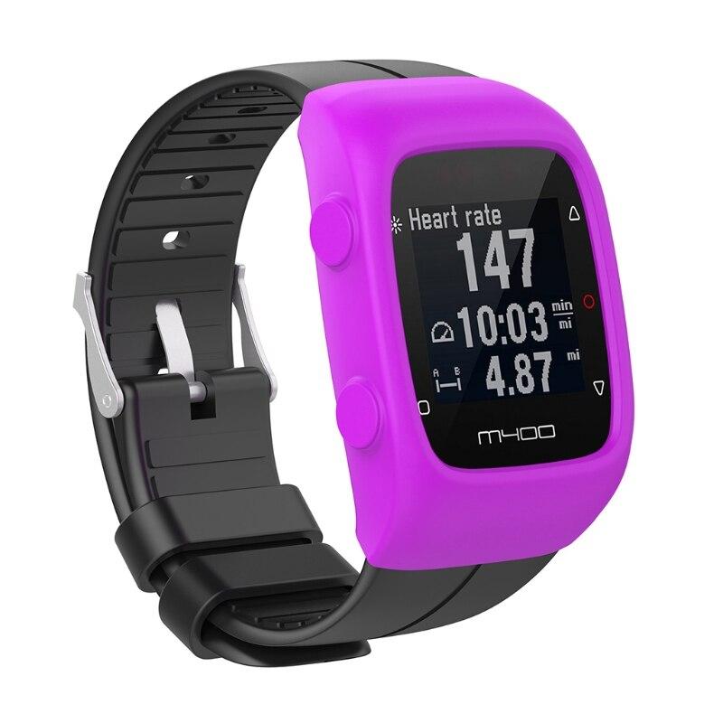 Funda protectora de silicona para reloj inteligente POLAR M400 M430, deportes nuevos, 2021