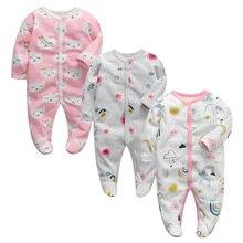 baby clothing newborn sleepers infant pajama 3 6 9 12 months cotton sleepwear baby boys girls clothes
