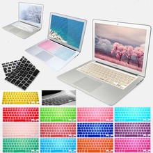 KK&LL Apple Macbook Air 11″ (A1370 A1465) 11.6″ Silicone Soft Waterproof US Layout Keyboard Cover Skin