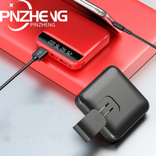 PINZHENG Power Bank 20000mAh Powerbank For iPhone Xiaomi Hua