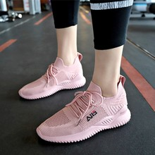 Hot Sale Women Casual Shoes Fashion Sneakers Breathable Sweet Pink White Chunky Sneakers Trend Female Thick Soled Shoes D0015 korean style women fashion leather sneakers pink 2018 new ins hot sale breathable casual shoes 6cm