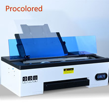 Procolored DTF Printer A3 Heat Transfer DTF PET Film Printer For Tshirt Hoodies Hat Leather Direct Transfer Film VS DTG Printer