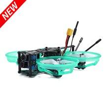 Nieuwe Collectie Geprc Cineking 4K 2 4S Fpv Racing Drone Pnp Bnf Met Caddx Tarsier Camera 1103 1105 Motor F4 12A Vlucht Controller