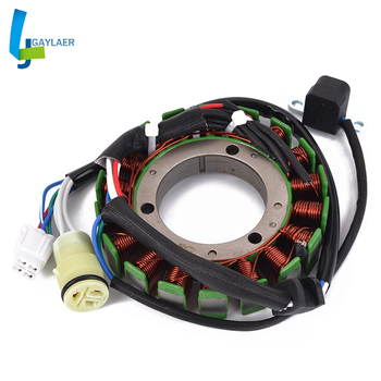Motorcycle Stator Coil for Yamaha YFM350R RAPTOR 350 YFM40 YFM400F YFM400FH YFM40FBH YFM40FB YFM40FBE Big Bear 400 2WD 4WD