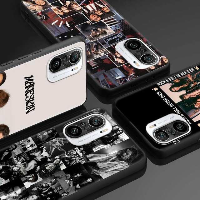 MANESKIN THEMED XIAOMI PHONE CASE