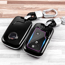 ABS Car Remote Key Case Shell Key Cover For Lexus RX270 NX200 CT200H GX400 GX460 IS250 IS300C RX270 ES240 ES350 LS460 GS300