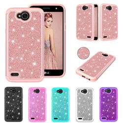 На Алиэкспресс купить чехол для смартфона shining glitter bling candy color case for lg x2 2019 v50 thinq 5g k10 2018 k30 x power 2 x320 phone cases back cover fundas