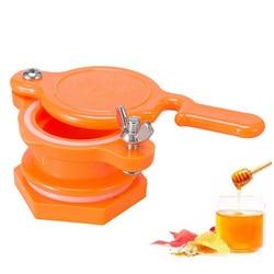 Não-tóxico plástico abelha mel torneira válvula de porta apicultura extrator líquido reutilizável selo à prova de vazamento ferramenta de engarrafamento de alimentos jardim suppliy