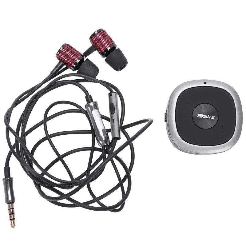 Беспроводные наушники Bone Conduction Bluetooth 5,0, стерео наушники с шумоподавлением, Спортивная гарнитура с защитой от пота, с микрофоном, sd картой - 5
