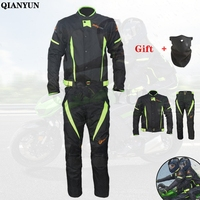 Unisex Winter Waterproof Motorcycle Cycling Suit Riders Racing Clothing Motorcycle Suit Motorcycle clothing Jacket Protective