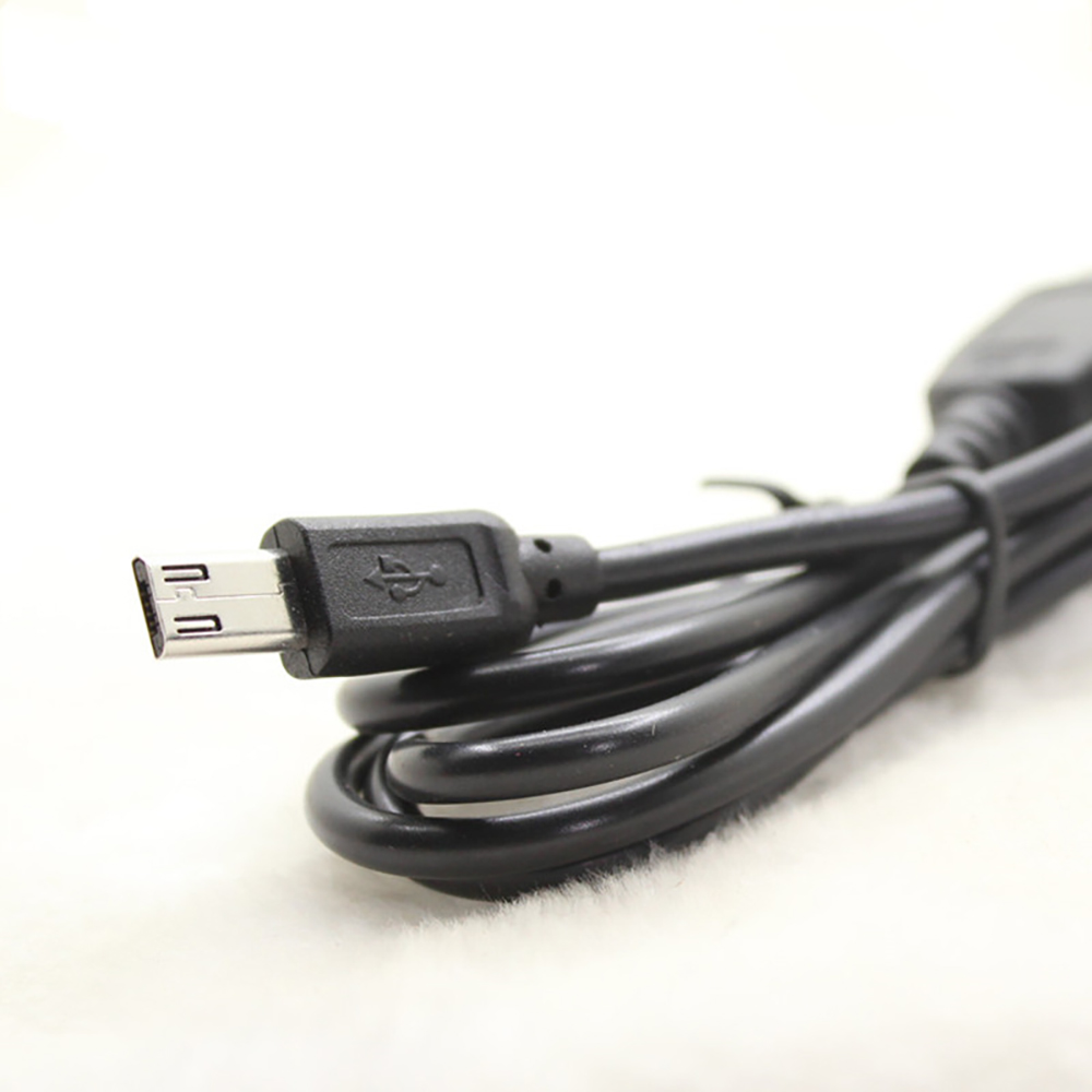 1m 12mm Extra Long Head Micro USB Cable Extended Connector Cabel for <font><b>Homtom</b></font> ZOJI Z8 Z7 Nomu <font><b>S10</b></font> <font><b>Pro</b></font> S20 S30 mini Guophone V19 image