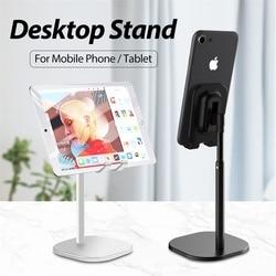 Stojak na biurko stojak na tablet telefon do Xiaomi Samsung Huawei iPhone uniwersalny stojak uchwyt na tablet do ipada 7.9 9.7 10.2 11 cali w Stojaki do tabletów od Komputer i biuro na