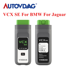 цена на VXDIAG Car Diagnostic Tool VCX SE DoIP VCI For BMW ICOM A2 A3 PATHFINDER&JLR SDD OBD2 Diagnostic Tool For Land Rover For Jaguar