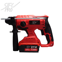 20v cordless hammer drill SC390 20V tool rotary hammer Electric Hammer Brushless Cordless Lithium-Ion Hammer Drill Electric Per hammer drill electric redverg rd rh1500 power 1500 w drilling in concrete to 36mm антивибрационная system