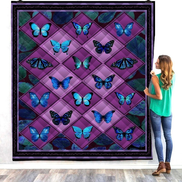 Dropshipping-Butterfly-Bee-Print-Quilt-For-Kids-School-Adults-Bed-Soft-Warm-Thin-Blanket-Cotton-Quilt.jpg_640x640 (4)