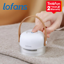 Lofans Lint Remover Cutters Portable Spools Cutting Fabric Shaver clothes fuzz pellet trimmer Machine Removes for clothes