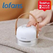 Lofans Lint Removerเครื่องตัดแบบพกพาSpoolsตัดเครื่องโกนหนวดผ้าเสื้อผ้าFuzzเม็ดเครื่องTrimmerกำจัดสำหรับเสื้อผ้า