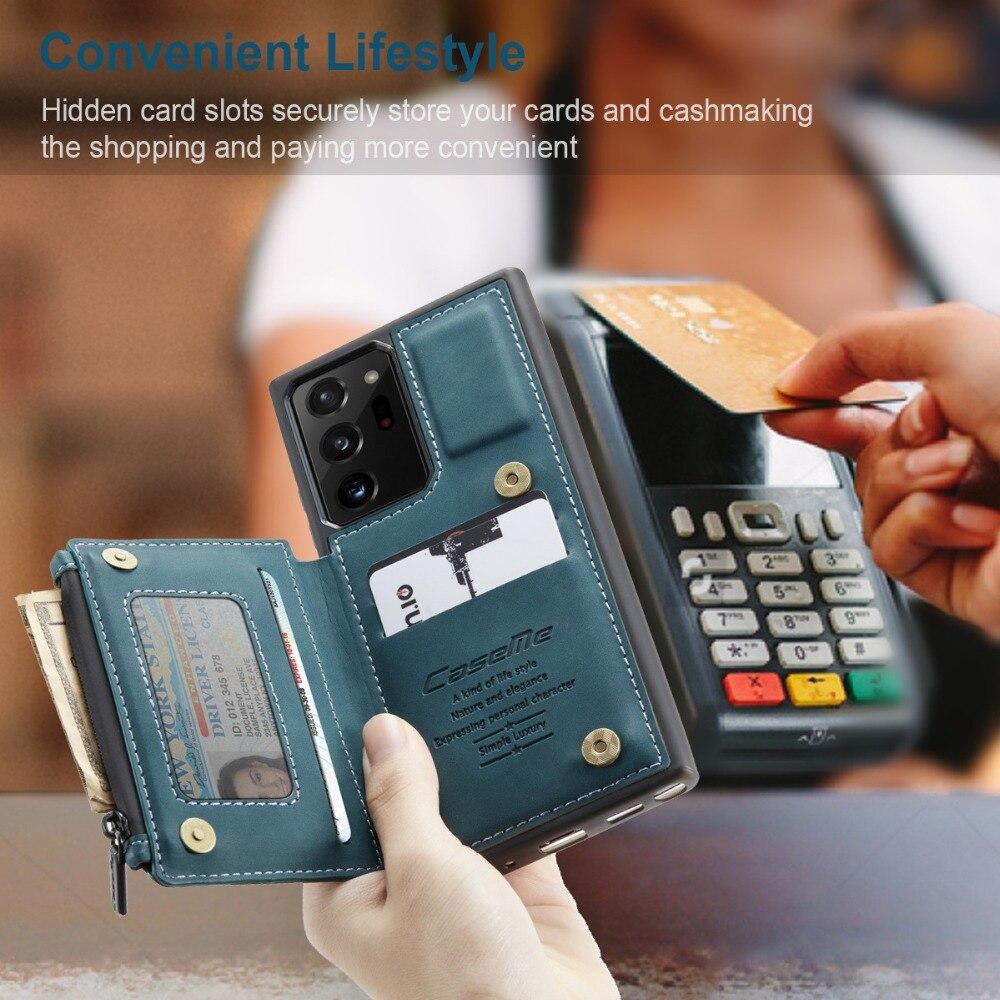 para samsung glaxy note20 ultra carteira telefone