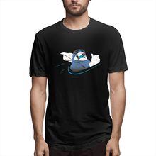 Off white T shirt Funny Driver Mens Short Sleeve T-shirt tags1 tshirt Rrinted 100 Percent Cotton