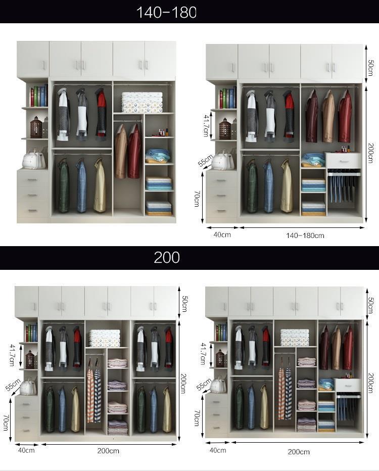 Abbigliamento sconto Legno Rangement 7