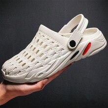 Slippers men's outdoor wear sandals and leisure casual beach shoes mens gladiator sandals summer zapatos de hombre men sandals