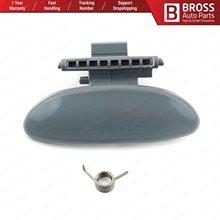 Bross – ouvre-bouton de poignée de boîte à gants BDP987, pièces automobiles, couleur grise 8218.A3 pour citroën Elysee C2 C3 Peugeot 301