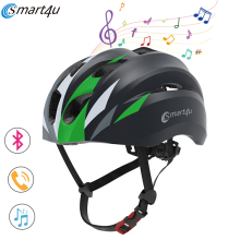 SH20 MTB Smart4u Bluetooth Music Helmet Outdoor Cycling Smart Bike Helm