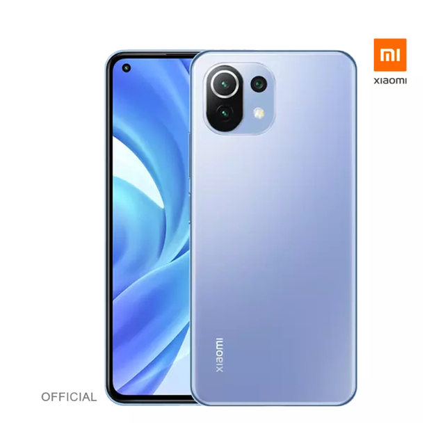 Global Version Xiaomi Mi 11 Lite Smartphone Snapdragon 732 Eight Core AMOLED Full Screen 64MP Pixel 33W With NFC Mobile Phone 4
