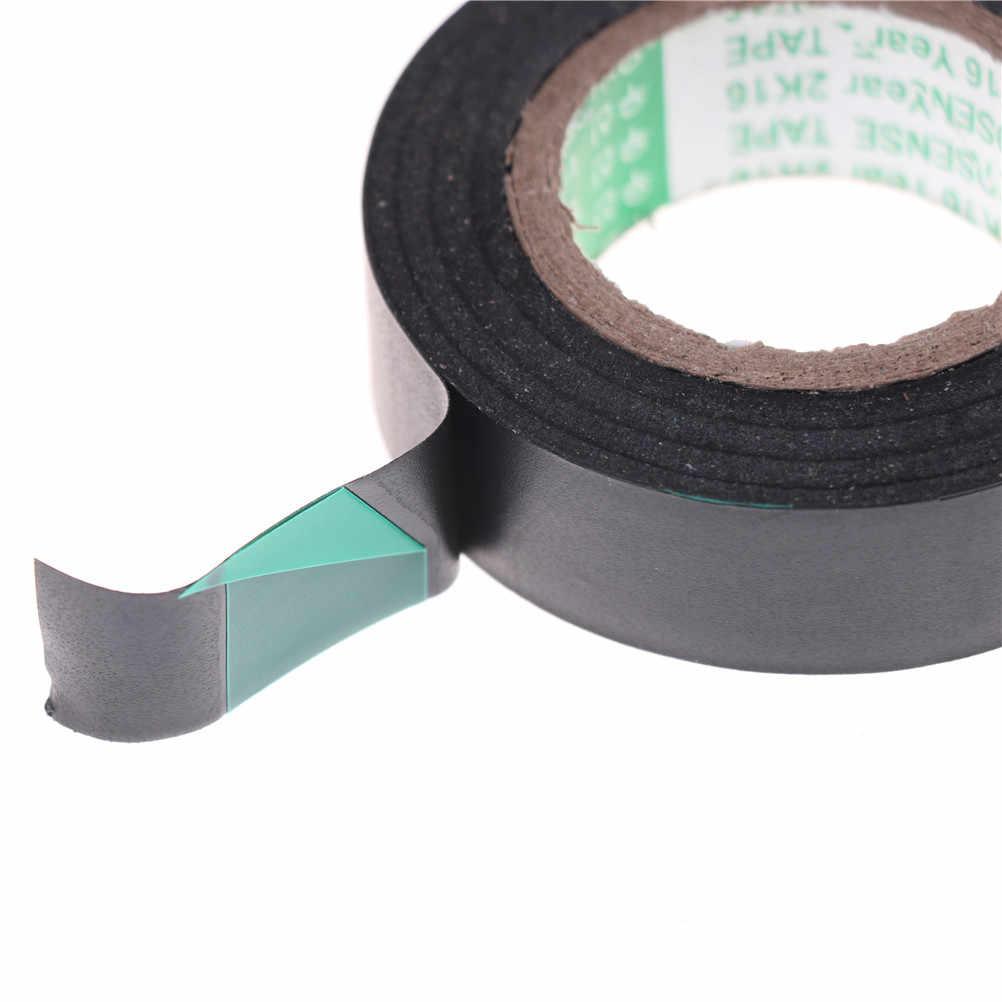 20 メートル黒の PVC 難燃性絶縁テープロール耐熱電力粘着ビニール電気絶縁テープ