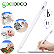 GOOJODOQ For iPad Pencil Stylus Pen Special For iPad Touch Screen Stylus for Apple Pencil for Tablet High Precision Touch Pen for ipad air2 5 6 active stylus touch screen high precision tip pencil for ipad 9 7 2017 2018 air 2 tablet capacitive pen