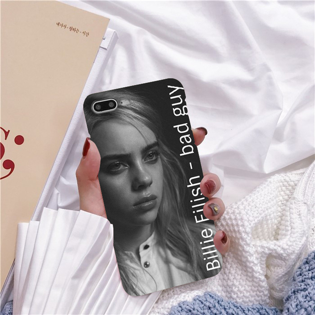 BILLIE EILISH IPHONE CASE (29 VARIAN)