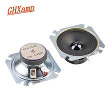 GHXAMP 2.5 cal głośnik wysokotonowy głośnik 6Ohm 30W 60W stożek papieru Treble 2 sztuk