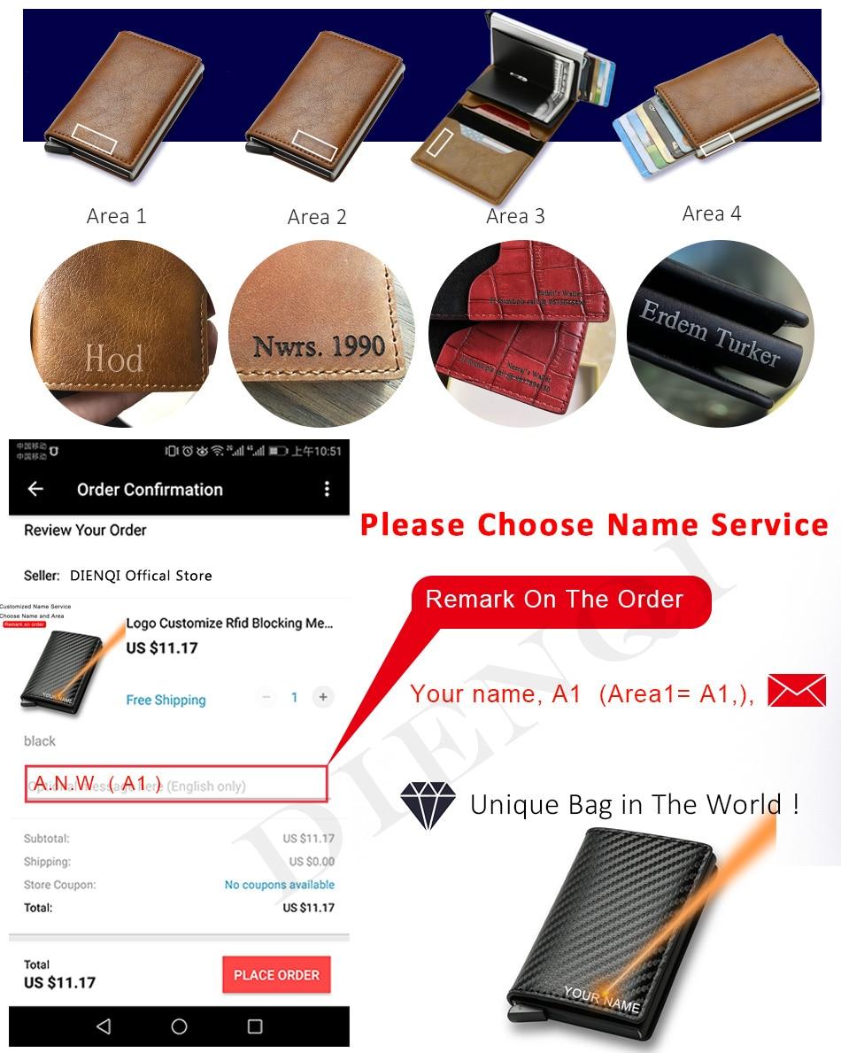 RFID Wallet - Avanti-eStore