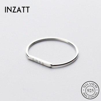 Женское кольцо с надписью «Love» из серебра 925 пробы, алиэкспресс на русском языке бесплатно