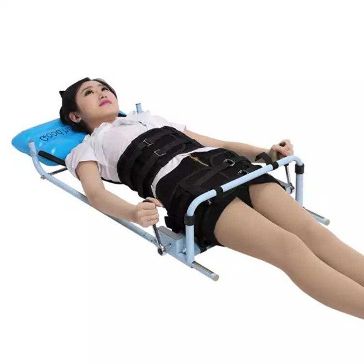 Casa lombar vértebra retractor cintura tensor lombar disco intervertebral escorregado dor nas costas do músculo degeneração|Suportes|   -