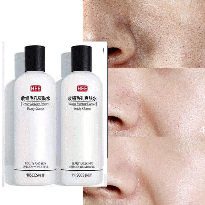 Nicotinamide Facial Toner Pore Minimizer Hyaluronic Acid Face Tonico 100ml Moisturizing Whitening Hidratante Skin Care Toners on AliExpress
