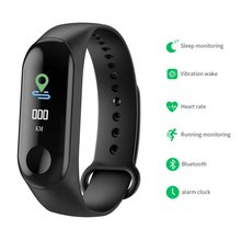 цена на Smart Band Watch Bracelet Fitness Tracker Pedometer Blood Pressure Heart Rate Monitor Waterproof Wristband
