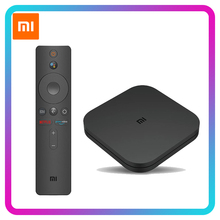 Media-Player Tv-Stick Google-Assistant Xiaomi Mi Global-Version Android Smart Mi Remote