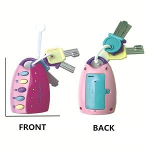Image 5 - Детская игрушка, музыкальный автомобиль, искусственный голос, умные дистанционные голоса, ролевые игры, обучение, флэш музыка, автомобили, обучающие игрушки для мальчиков