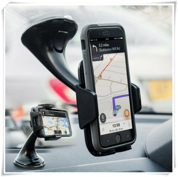 Car Accessories Windshield navigation Phone holder for BMW R52 R56 R57 R58 R23 R55 F25 X5 E53 E70 image