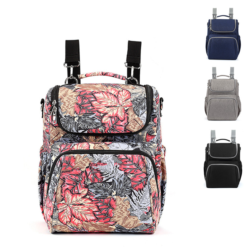 Mama Diaper Maternal Wheelchair Bag Maternity Baby Bags Mom Mommy Backpack Stroller Organizer Nursing Mother Changing Nappy Bag