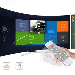 Image 4 - Q40 2.4G ماوس هوائي لاسلكي للتحكم عن بعد صوت تعمل مؤشر الذكية مع لوحة المفاتيح 6 محور جيروسكوب ل مربع التلفزيون الذكية جهاز كمبيوتر صغير