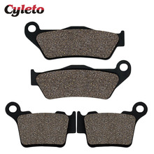 Motorcycle Front Rear Brake Pads for KTM SX XC XCW SXF EXC 250 300 TPI 2020 125 150 200 350 450 EXCF XCRW 400 500 525 530 625