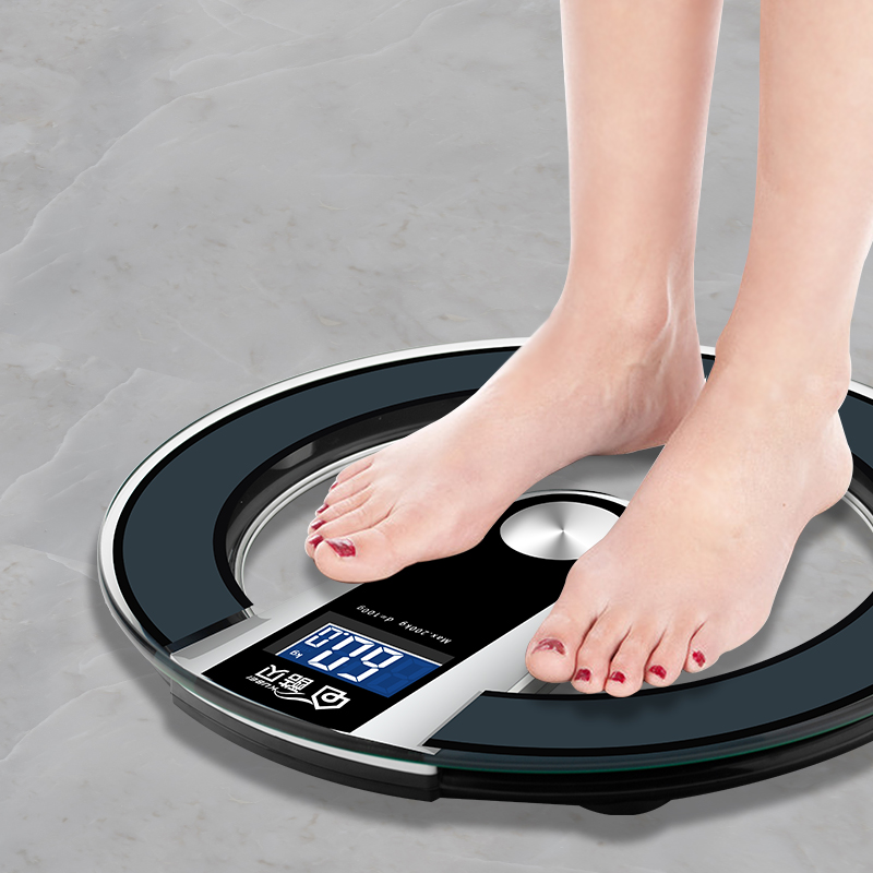 KUBEI 200kg Weight Scale Large Size Large Screen Electronic Scale High Precision Precision Balance Household Weight Scale title=
