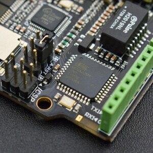 Image 5 - Dfrobot Nâng Cấp W5500 Ethernet Với ATmega32u4 Và PoE Ban Kiểm Soát V2.0 Tương Thích Với Arduino Cho IOT Intel Của Sự Vật